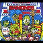 We're A Happy Family: A Tribute To The Ramones (CD)