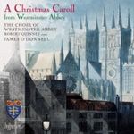 A Christmas Caroll From Westminster Abbey (CD)