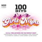 100 Hits - Girls Night (5CD)