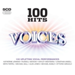 100 Hits - Voices (5CD)