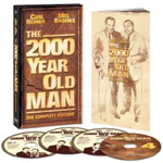 2000 Year Old Man: The Complete History (3CD+DVD)