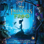 The Princess And The Frog (CD)