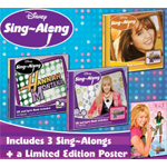 Hannah Montana Disney Sing-Along Xmas Box (3CD)