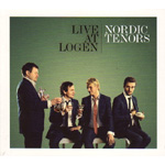 Nordic Tenors - Live At Logen (CD)