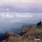 Pushkin Romances (CD)