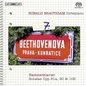Beethoven: Solo Piano Works Vol. 7 (CD)