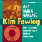 One Man's Garbage - Lost Treasures From The Vaults 1959-1969 Vol. 1 (CD)