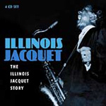 The Illinois Jacquet Story (4CD)