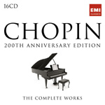 Chopin: The Complete Works - 200th Anniversary Edition (16CD)