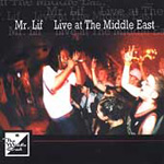 Live At The Middle East (CD)