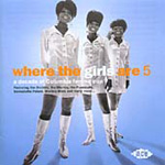 Where The Girls Are Vol. 5 (CD)