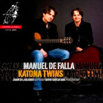 Falla: Guitar Works (CD)