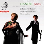 Handel: Arias (CD)