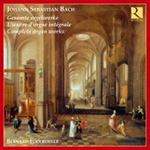 Bach: Complete Organ Works (CD)