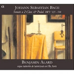 Bach: Organ Trio Sonatas (CD)