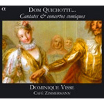 Dom Quichotte - Cantatas and Comic Concertos (CD)