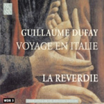 Produktbilde for Dufay - Voyage en Italie (CD)