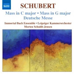 Schubert: Masses Nos 2 and 4; Deutsche Messe (CD)