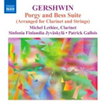 Gershwin: Porgy & Bess Suite (CD)