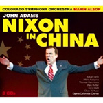 Produktbilde for Adams: Nixon in China (UK-import) (CD)