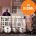 Produktbilde for Ali & Toumani (CD)