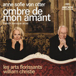 Anne Sofie Von Otter - Ombre De Mon Amant: French Baroque Arias (CD)