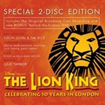 Produktbilde for The Lion King: On Broadway (m/DVD) (UK-import) (CD)