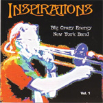 Inspirations Vol 1 (CD)