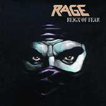 Reign Of Fear (CD)