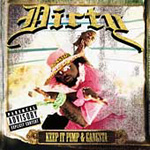 Keep It Pimp & Gangsta (CD)
