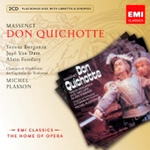 Massenet: Don Quichotte (CD)
