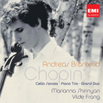 Andreas Brantelid - Chopin: Cello Music (CD)