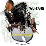 Return Of The Wu & Friends - Mixed By Mathematics (CD)