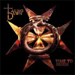 Time To Burn (CD)
