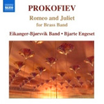 Prokofiev: Romeo & Juliet for Brass Band (CD)