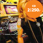 Produktbilde for Good For You: The Best Of Annika Fehling (CD)