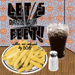 Let's Drag Our Feet (CD)