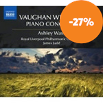 Vaughan Williams: Piano Concerto (CD)
