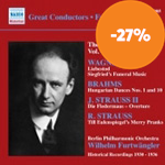 Produktbilde for Wilhelm Furtwängler - Early Recordings Vol. 4 (CD)