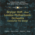 Brynjar Hoff - Norwegian Works For Oboe And Orchestra (CD)