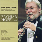 Mortensen: Sonata Op.44 For Oboe & Harpsichord (CD)