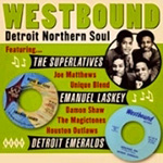 Westbound Detroit Northern Soul (CD)