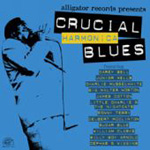 Crucial Harmonica Blues (CD)