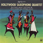 Jazz In Hollywood / Sax Appeal (CD)