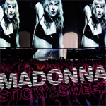 The Sticky & Sweet Tour (m/DVD) (CD)