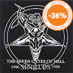The Seven Gates Of Hell: Singles 1980-1985 (CD)