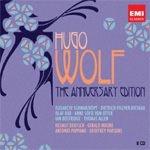Hugo Wolf - The Anniversary Edition (8CD)