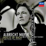 Albrecht Mayer - Voices Of Bach (CD)