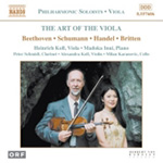 The Art of the Viola (CD)