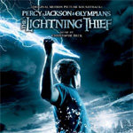 Percy Jackson & Olympians: The Lightning Thief (CD)